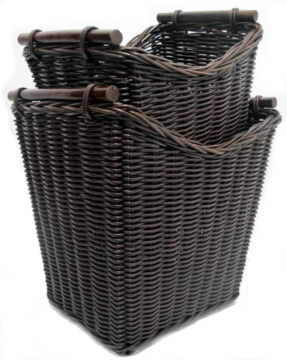 rattan wicker storage baskets  sc 1 st  Rattan Wicker Basket & Rattan Storage Baskets | Laundry Baskets | Tissue box | Rattan ...